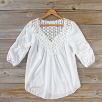 Sugared Breeze Blouse , Sweet Bohemian Tops & Blouses