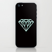 3D Tiffany Diamond iPhone & iPod Skin by RexLambo | Society6