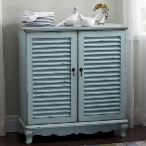 Louvered Cabinet From Through The Country From Country Door