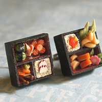 Sushi Bento Ring on Luulla
