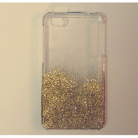 Glitter Ombre Iphone Case in Hollywood