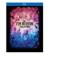 The Tim Burton Collection (Pee Wee's Big Adventure/Beetlejuice/Batman/Batman Returns/Mars Attacks!/Corpse Bride/Charlie and the Chocolate Factory) [Blu-ray] (2012)