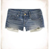 American Eagle for Aerie Denim Cutoff Shortie - Aerie
