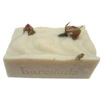 Vanilla Rose Soap With Shea Butter And Oatmeal, Handmade Cold Process Soap | Luulla