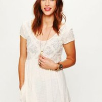 Free People Extreme Babydoll Tunic at Free People Clothing Boutique