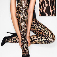 Wolford: Cheetah Tights