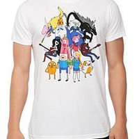 Adventure Time Alternate Universe T-Shirt - 384381