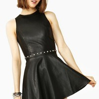 Hard Knocks Skater Dress
