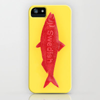 Swedish Fish iPhone Case by Chase Kunz | Society6