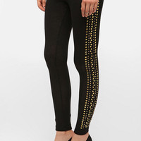Out From Under Side-Stud High-Rise Legging