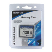 128MB CF Compact Flash Speicherkarte (cmc017) - US&amp;#36;11.80