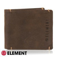 Element Wallets - Element Arise Wallet - Brown