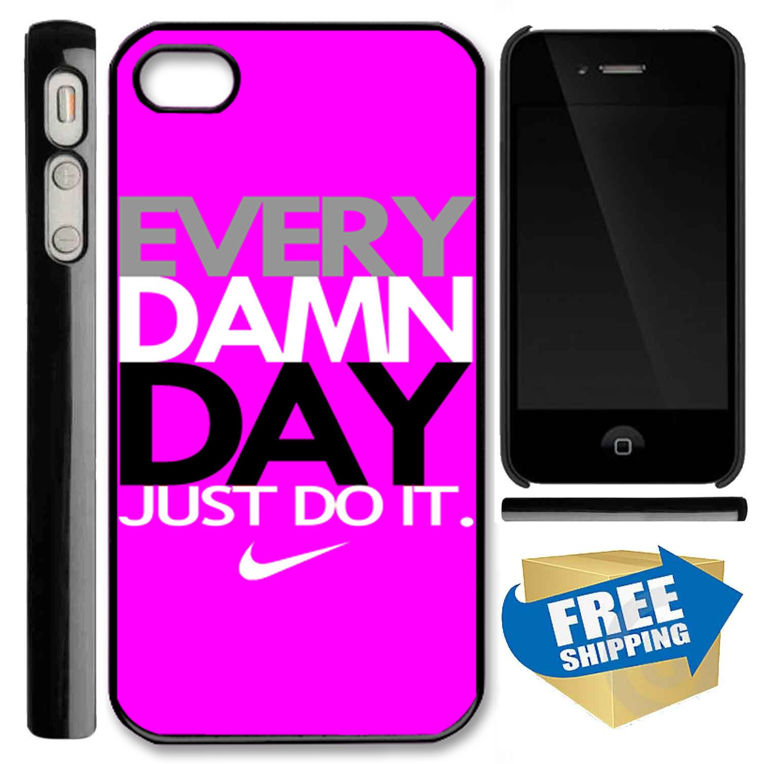 Every Damn Day Just Do It Nike Wallpaper