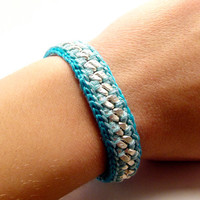 30% OFF Iced Ocean Designer Friendship Bracelet by GetShackled