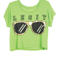 dELiAs > Legit Tee > clothes > tops > view all tops
