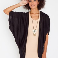 Draped Crusader Jacket in Clothes Outerwear at Nasty Gal