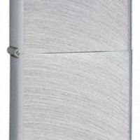 Zippo Chrome Arch Lighter with Free Engraving