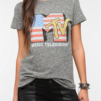 Urban Outfitters - Junk Food MTV Triblend Tee