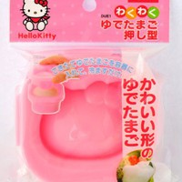 Hello Kitty Boiled Egg Mold Mold Mould