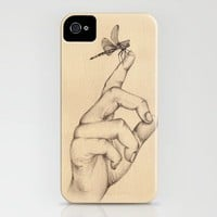 Organic II iPhone Case by The White Deer | Society6