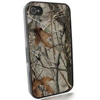 Deep Woods Camo Black I-Phone 4 &amp; 4S Case from Redeye Laserworks I-Phone Cases : Amazon.com : Automotive