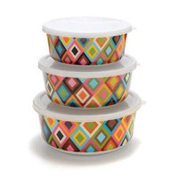 Mosaic Storage Container Set