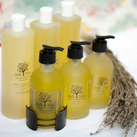 Liquid Soap - Lavender, Handcrafted - 8 Oz | Luulla