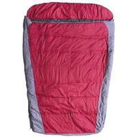 Mountain Hardwear 20°F MegaLamina 2-Person Sleeping Bag - Synthetic, Semi-Rectangular