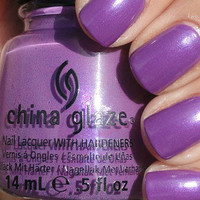 New! CHINA GLAZE~ ELECTROPOP COLLECTION ♥ GOTHIC LOLITA ♥ Nail Polish!