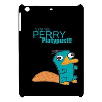 Perry The Platypus Apple iPad Mini Hardshell Case