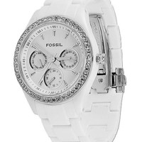 Fossil Plastic Watch - Women's Watches | Buckle