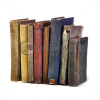 Unique Vintage Antique Books And Copy Space Stock Photo 68251186 : Shutterstock