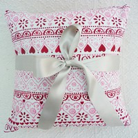 Sampler Cushion Covers (emma Bridgewater Fabric) | Luulla