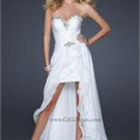 Gigi by La Femme prom dress 17377 - NetFashionAvenue.com