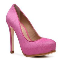 Pour La Victoire Ivette Satin Pump