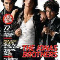 The Jonas Brothers by  Rolling Stone Editors