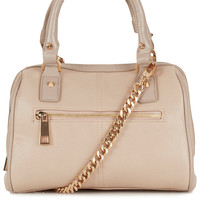 Medium Flat Chain Bowling Bag - Bags & Purses - Accessories - Topshop