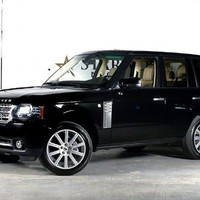 Land Rover : Range Rover...