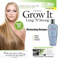 Long 'N Strong® - Moisturizing Shampoo! Softens