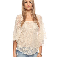 Crochet Lace Top | FOREVER21 - 2086806138