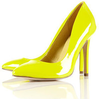 GAME High Pointed Courts - View All - Heels - Topshop