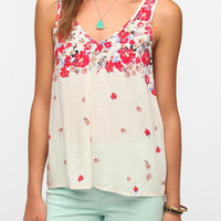 Kimchi Blue Poppy Tank Top