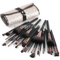 32PCS Makeup Brush Set Comestic Kit Concealer Eyeshadow Lip Foundation Case Tool