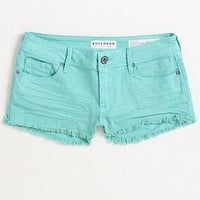 Bullhead Bermuda Fray Hem Shorts at PacSun.com