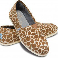 Giraffe Women&#x27;s Vegan Classics | TOMS.com