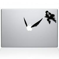 Harry Potter Quidditch Macbook Decal