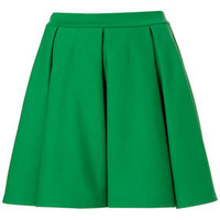 Invert Pleated Flippy Skirt - Skirts - Apparel - Topshop USA
