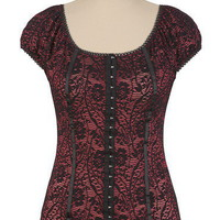 Lace Corset Top - maurices.com