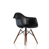 Eames Molded Plastic Armchair with Wood Dowel Base - Lounge &amp; Living - Chairs -  Herman Miller Official Store