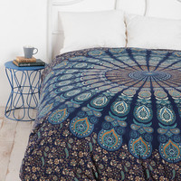 Urban Outfitters - Paisley Medallion Duvet Cover